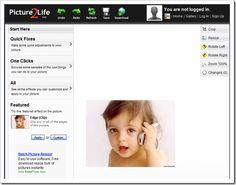 10 Online Photo Editors... Ideas for what to use when Picnik goes away.