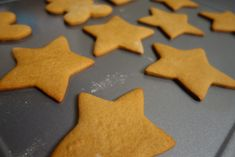 Ginger Bread Cookies — CaraDiFalco.com