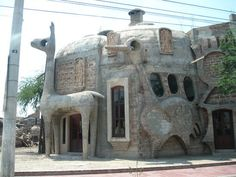 Strange House – Cafayate, Argentina - Atlas Obscura