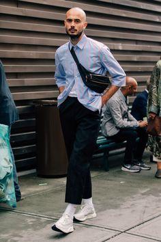 men's street style outfits for cool guys Streetwear Mode, Streetwear Fashion, Best Mens Fashion, Look Fashion, Cheap Fashion, Gothic Fashion, Fashion Art, Looks Cool, Men Looks