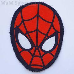 a95acb33d810 Nažehlovací záplata Spiderman se vrátil  -)   Zboží prodejce MaM Sýkorovi