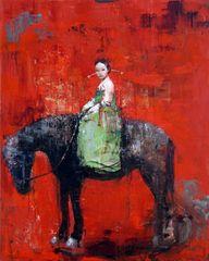 Rimi Yang.... beauty and sorrow
