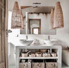 27 meilleures images du tableau Salle de bains nature | Idée ...