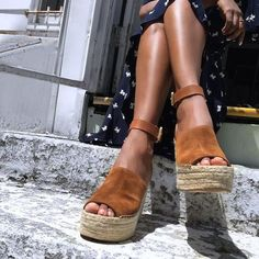 Summer Brown Women Platform Sandals Peep Toe Wedge Women Buckle Strap – #sandals #sandalsheels #sandalssummer #sandalsoutfit #sandalsflat #sandalsoutfitcasual #sandalsoutfitsummerchic #heelsclassy #heelsprom #heelsoutfits Sandals Outfit Summer, Cute Sandals, Summer Shoes, Strap Sandals, Platform Wedge Sandals, Platform Shoes, Puma Platform, Fashion Heels, Fashion Boots