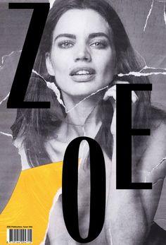Zoe Karssen launches a new magazine
