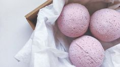 It's time to relax with your homemade DIY bath bombs! If you're looking for recipes, we've got tons of awesome bath bombs here you can whip up easily!