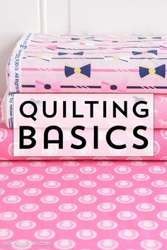 Quilting for Beginners – 5 Part Series | Tutorials, Craft and ... : basics of quilting for beginners - Adamdwight.com