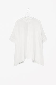 Mors silke skjorte | COS | Silk tunic top, 650kr