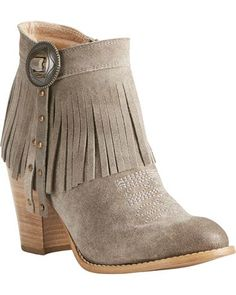72f00c5e9e75e Ariat Women s Unbridled Avery Suede Boots - Round Toe