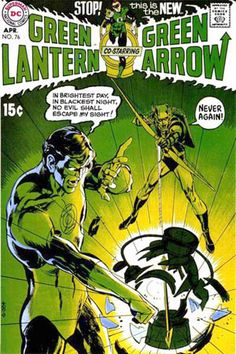 Green lantern 76 - Neal Adams - Wikipedia, the free encyclopedia