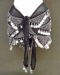 Image result for black belly dance costumes
