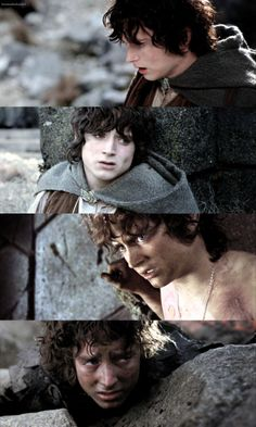 FRODO BAGGINS IS THE CUTEST THING EVER