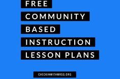 Take data on your community outings using a community based instruction rubric. Learn four ways using a rubric will positively impact your community based instruction outings. Teaching Special Education, Teaching Social Skills, Teaching Plan, Teaching Language Arts, Teaching Resources, Vocational Skills, Life Skills Classroom, Classroom Community, Summer School