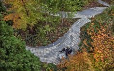 Michael Van Valkenburgh Associates, Inc. Landscape Architecture (several of my favourite projects are their work)