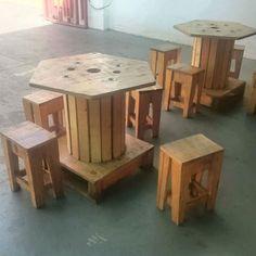Sobre pallets  #pallet #reciclagem #outrosolhos #sustentabilidade #decoraçãoexterna #decoracaosustentavel #madeira #palletwood by cor_e_bossa http://ift.tt/1XKTonz