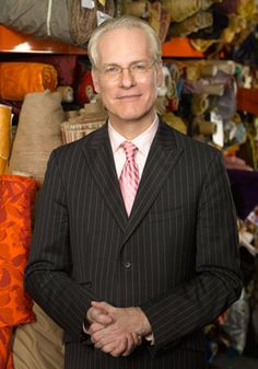 still cannot believe i met tim gunn! absolutely love him