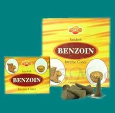 Benzoin hand rolled Incense Cones by the Sandesh Agarbathi in India consists mainly of natural forest products and natural oils. Incense Cones, Incense Sticks, Natural Oils, Goth, Gothic, Goth Subculture