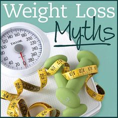 Get the Facts About Weight  Loss