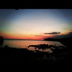 Club Punta Fuego Sunset. Just Perfect.