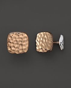 John Hardy Men's Palu Square Cufflinks | Bloomingdale's