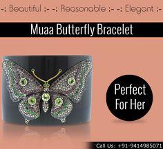 Muaa Butterfly Bracelet