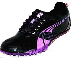 buy popular 09d66 b1965 Womens Puma Complete Tfx Sprint 3 Track Spikes Size 8