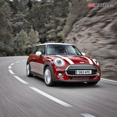 Take a look at the stunning new pictures of the 2015 #MINI Cooper on ZigWheels.com