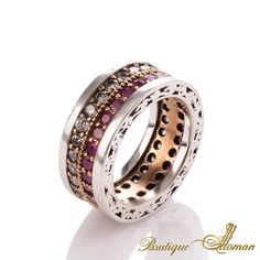 #silver Hareem Exclusive Collection Ring HS-0032  #jewelry #ottoman