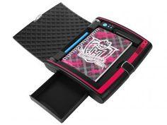 Monster High Diario Eletrônico - com Caneta Invisível - Mattel