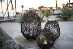 Unique candles. #design #lighting #candles #eventdesign #destinationwedding #cabosanlucas #eventdesignbymariannaidirin