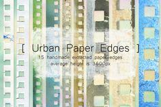 Download Urban Paper Edges @creativework247