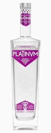 Gin  Platinvm  London Dry     43º