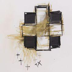 Ralph Hotere Example Of News, Long White Cloud, New Zealand Art, Nz Art, Maori Art, Kiwiana, Artist Art, Art Images, Eye Candy