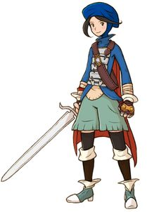 View an image titled 'Hume Soldier Art' in our Final Fantasy Tactics Grimoire of the Rift art gallery featuring official character designs, concept art, and promo pictures. Character Costumes, Game Character, Character Concept, Concept Art, Character Design, Final Fantasy Tactics A2, Final Fantasy Characters, Dnd Characters, Military Costumes