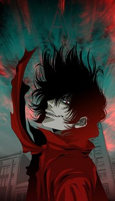 Tags: Anime, Fanart, Hellsing, Alucard (Hellsing), Yukari Toshimichi