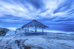 Photo Print Available. Surf Shack at Windansea Beach. © Joseph S. Giacalone—All rights reserved.  #buyprints #giftideas #interiordecor #artworkforsale #josephsgiacalone