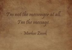 I am the Messenger by Markus Zusak Find Quotes, All Quotes, Motivational Quotes, Qoutes, I Love Books, Good Books, My Books, I Am The Messenger, Destiny Quotes