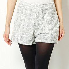 Amazon.co.jp: ムルーア(MURUA) パンツ(ループツイードs/pt): 服&ファッション小物通販