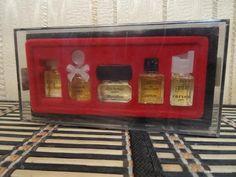 Set 5 perfumes Perfume Vintage por MyScent en Etsy