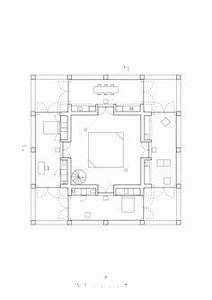 Solo House / Pezo von Ellrichshausen