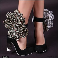 Specialzo Shoes by Irregular Choice - oooh!