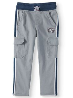 Shop for Little Boys Clothing in Boys Clothing. Buy products such as Wonder Nation Baby & Toddler Boys Jacket, Woven Shirt, & Pants, Dressy Easter Outfit Set at Walmart and save. Boys Cargo Shorts, Boys Joggers, Fleece Joggers, Cargo Pants, Little Boy Outfits, Kids Pants, Big Boys, The Ordinary, Grey