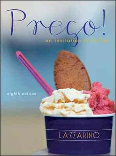 Prego! : an invitation to Italian / Graziana Lazzarino