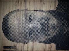 Photo VCarved on Rhodesian Teak