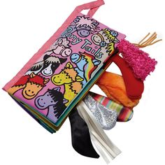 Jellycat Pony Tails Book at Barneys.com