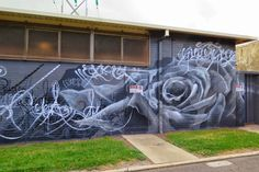 Rone, Adnate, Askew One, Guido Van Helten & Mayonaize collaborate on a new mural in Melbourne