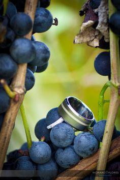 Vineyard Wedding Rings