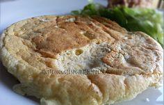 Tortilla de patata sin grasas #HealthyRecipes #IdeasComerLigero  #1reflejoenelespejo