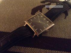 Ungetragene Dugena Herrenuhr Wunderschön Armbanduhren Bild