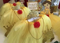 SAIAS PARA AS CRIANÇAS FESTA A BELA E A FERA...BEAUTY AND THE BEAST BIRTHDAY PARTY IDEAS
